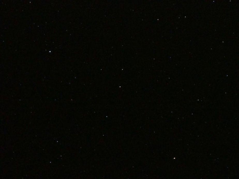 Regarder les étoiles depuis Nestor : fait