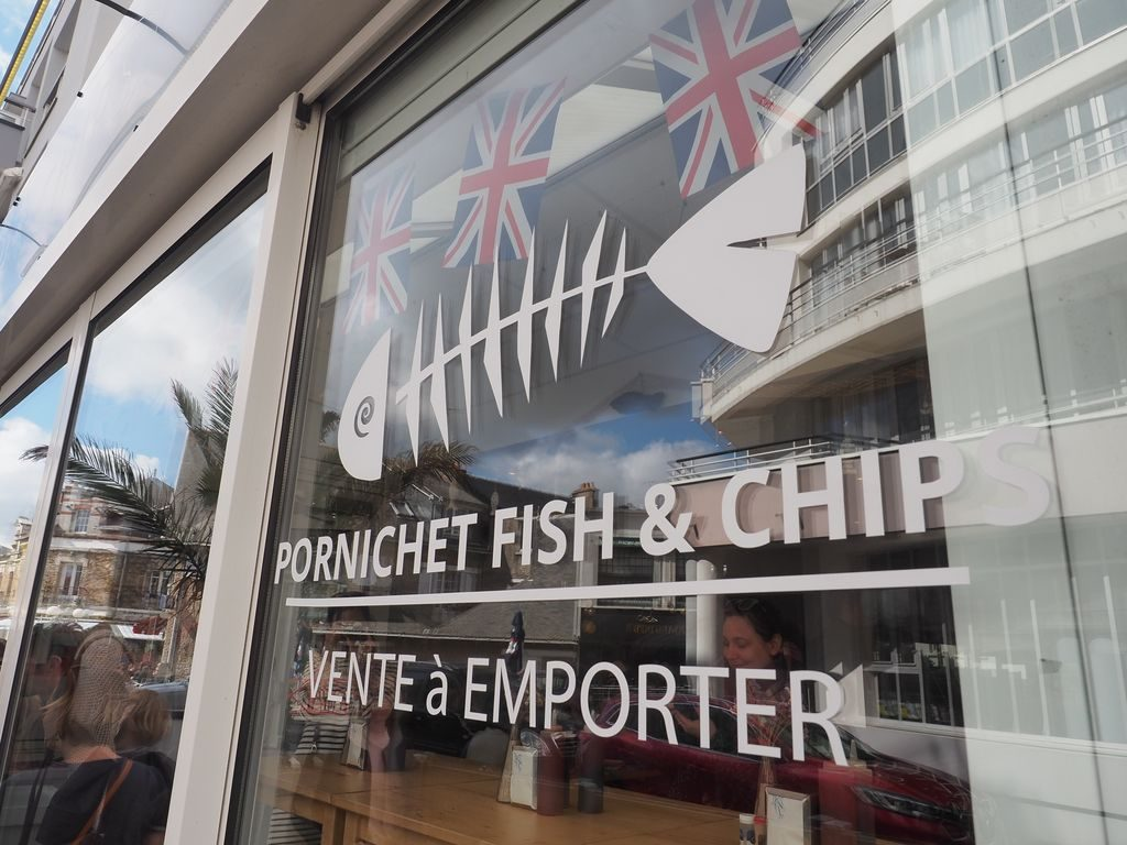 pornichet fish and chips