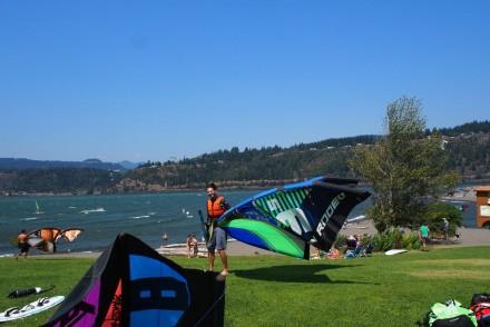 wood river kite